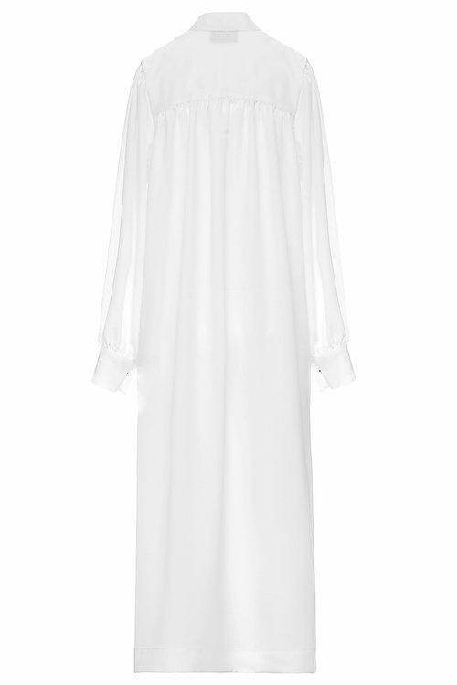 Maxi shirt dress-5