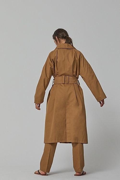 Oversized Trenchcoat-2