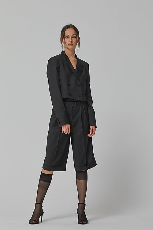 Tailored Shorts-1