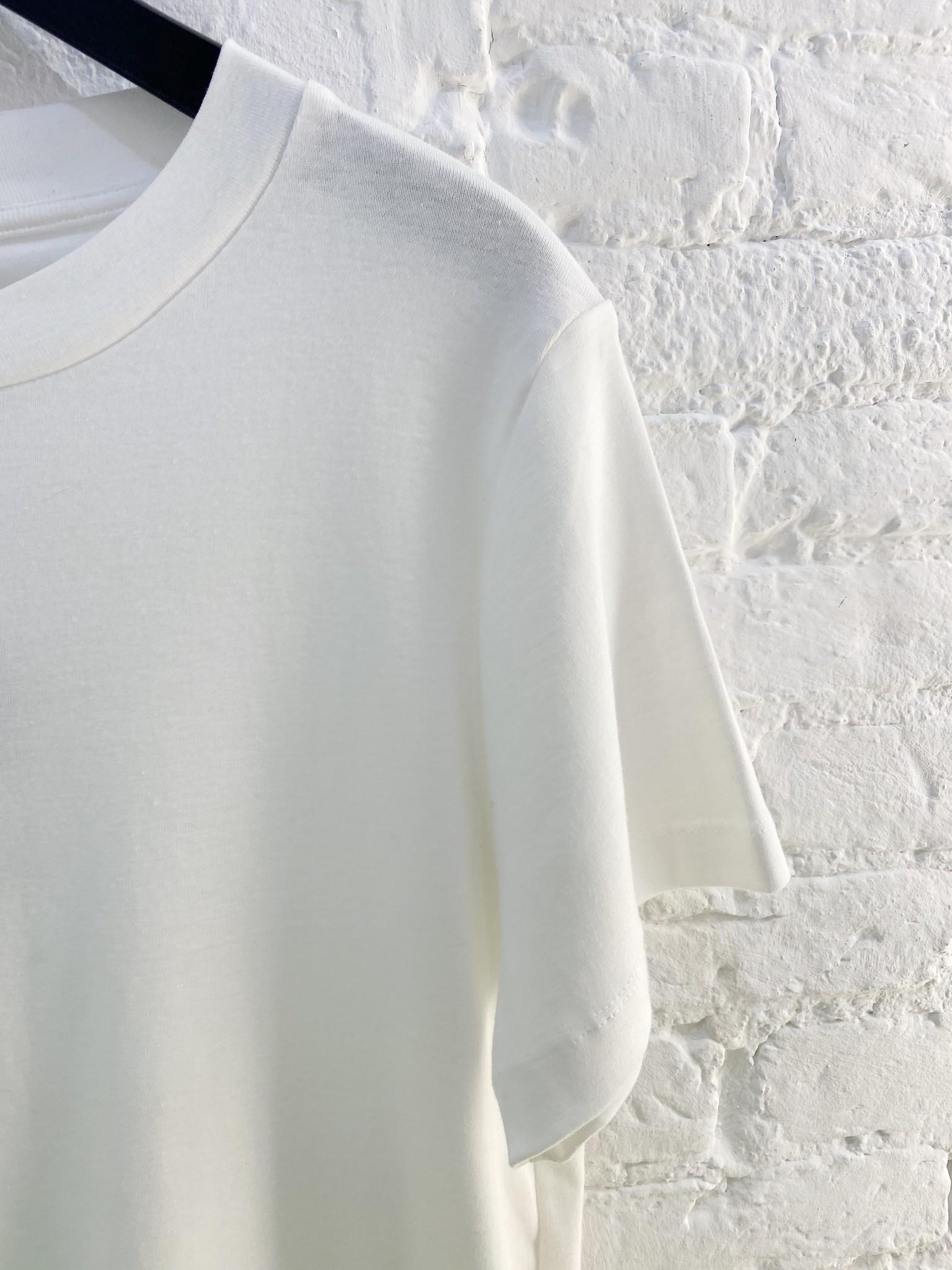 Basic katoenen T-shirt-2