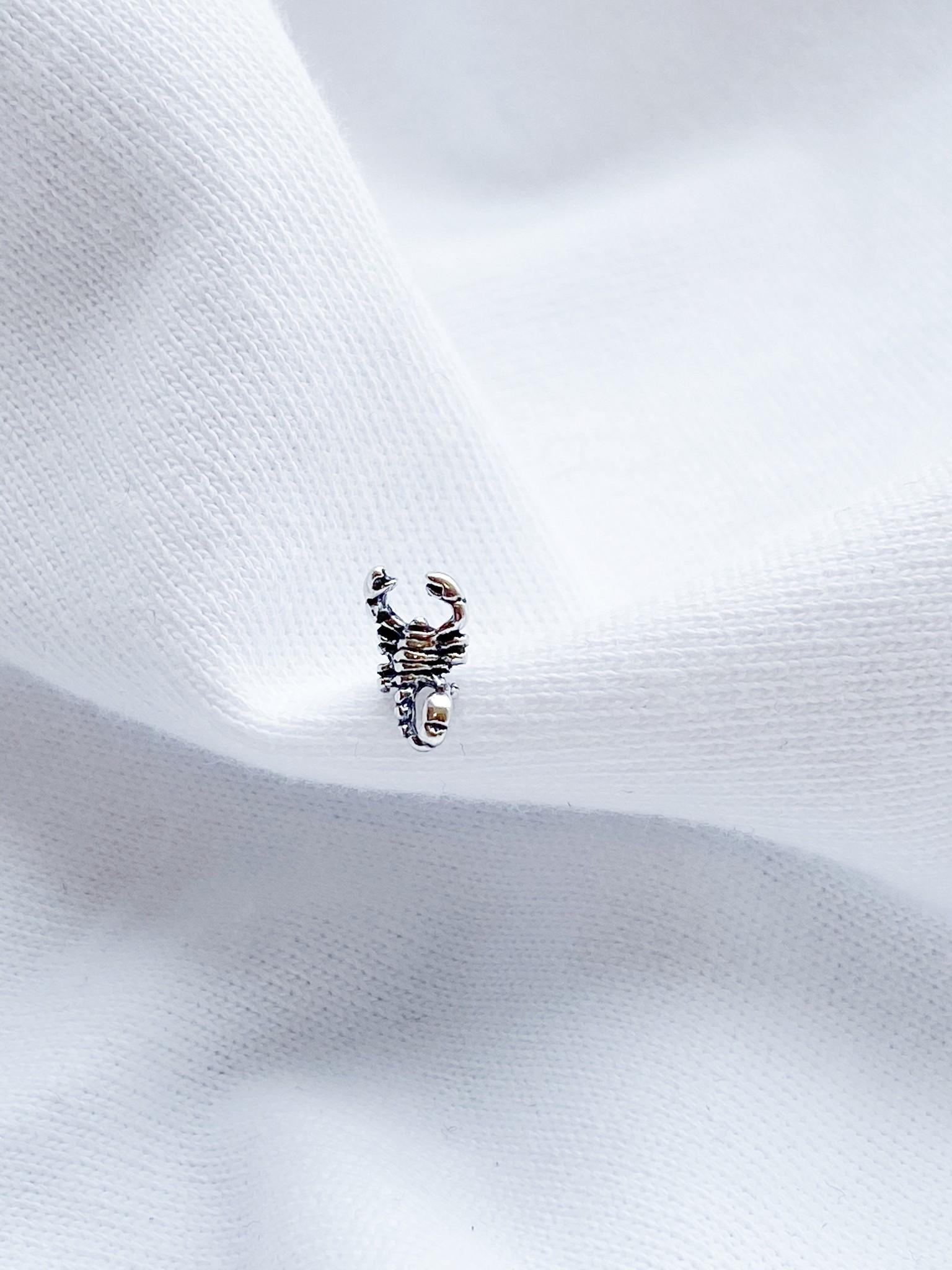 Scorpio Earring-1