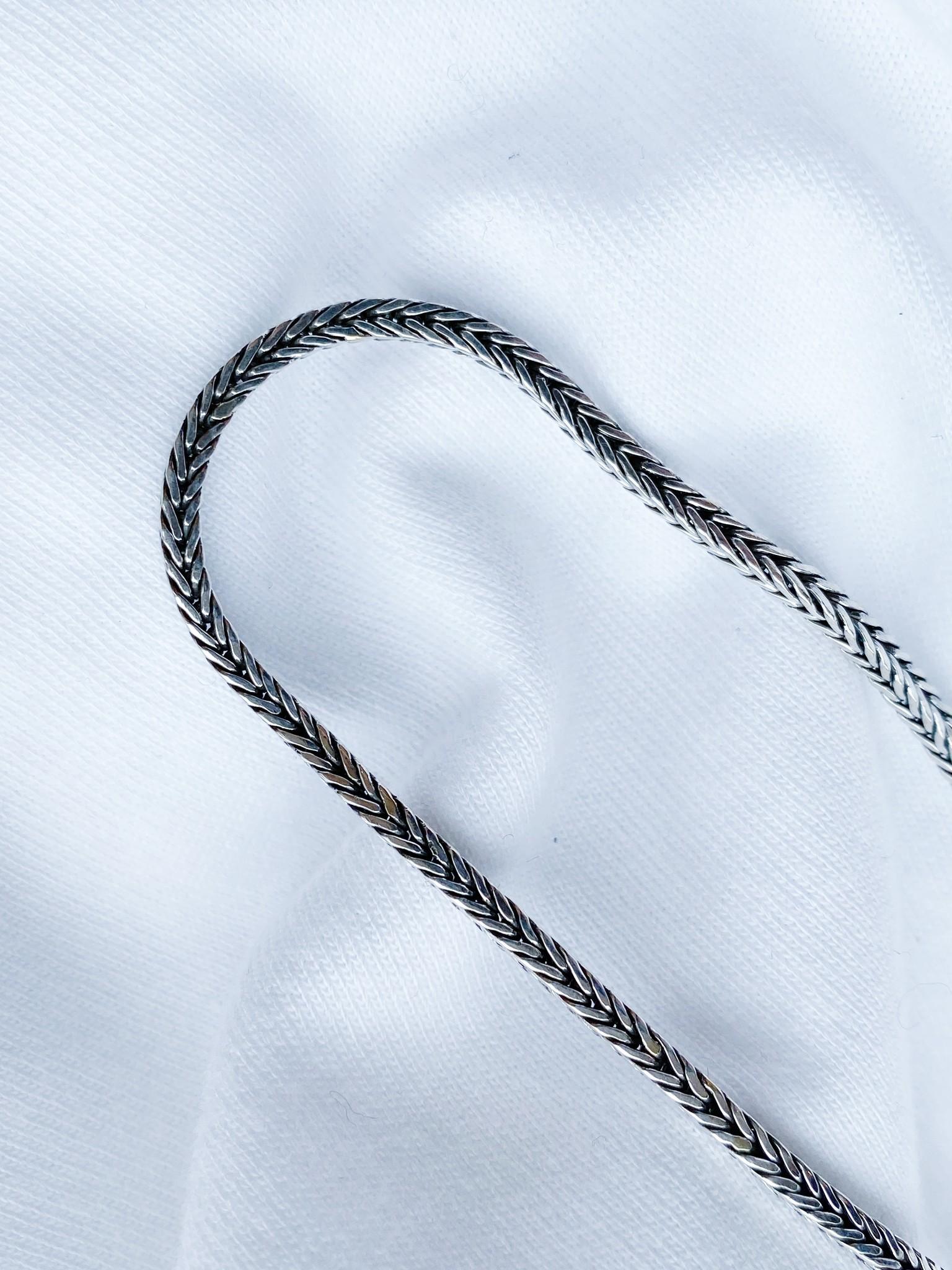 Halsketting 14 (50cm)-1