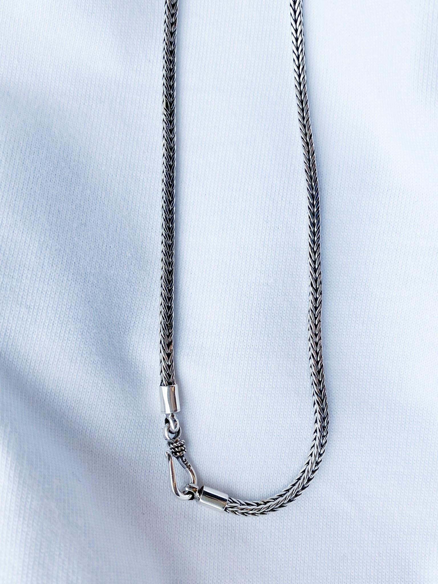 Halsketting 14 (50cm)-2