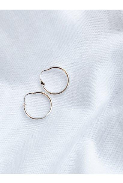 Hoop Earrings 1,5cm