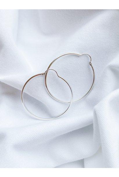 Hoop Earrings 4cm