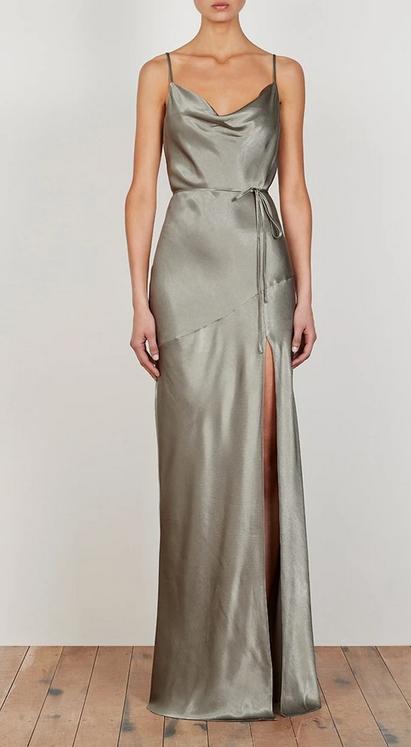 La Lune Slip Dress-3