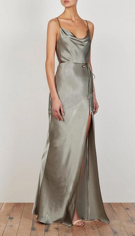 La Lune Slip Dress-4