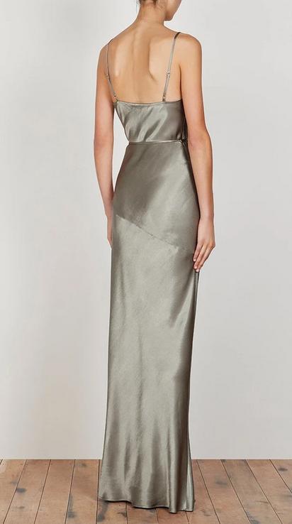 La Lune Slip Dress-6