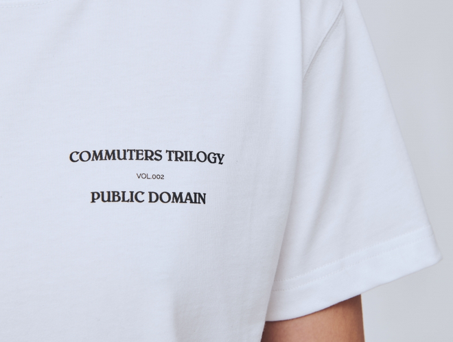Commuters Triology T-shirt-3
