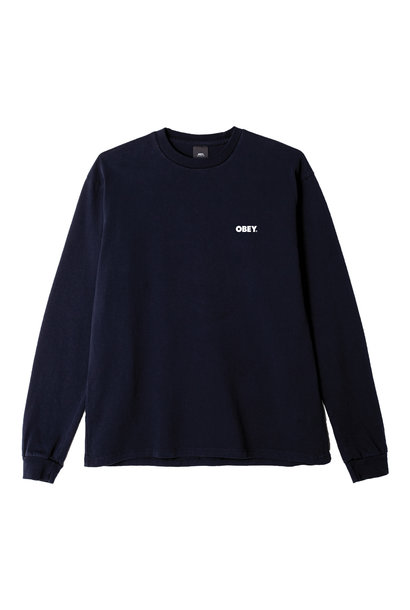 T-shirt lange mouwen Bold