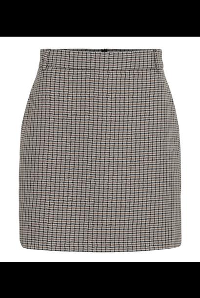 Chariton Check Skirt
