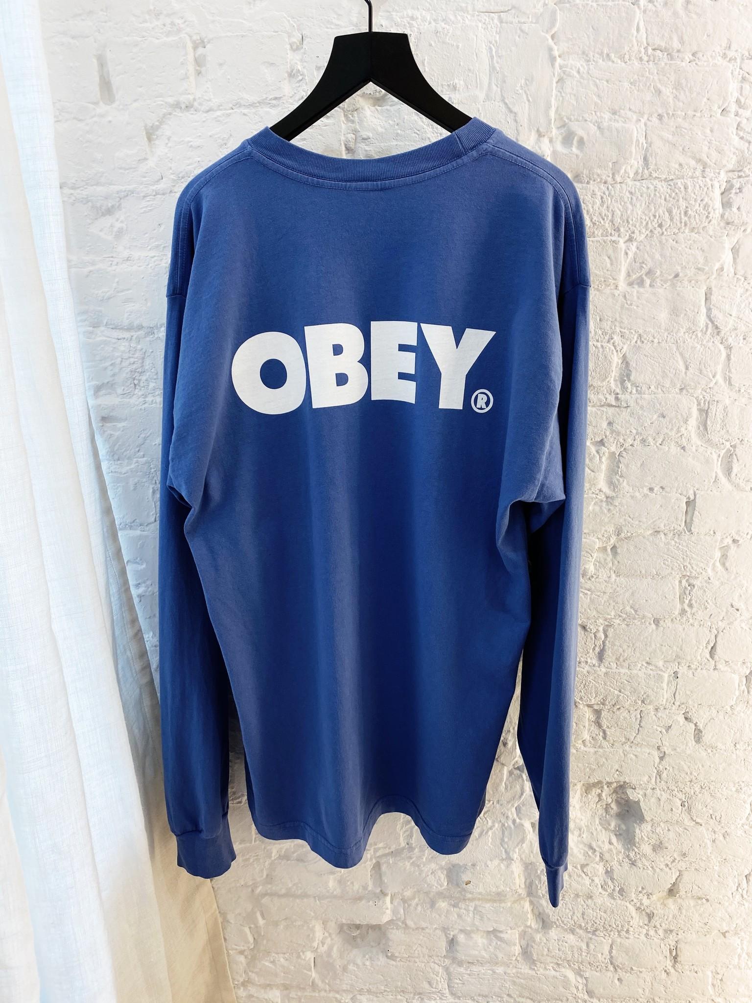 Obey Bold Longsleeve-4
