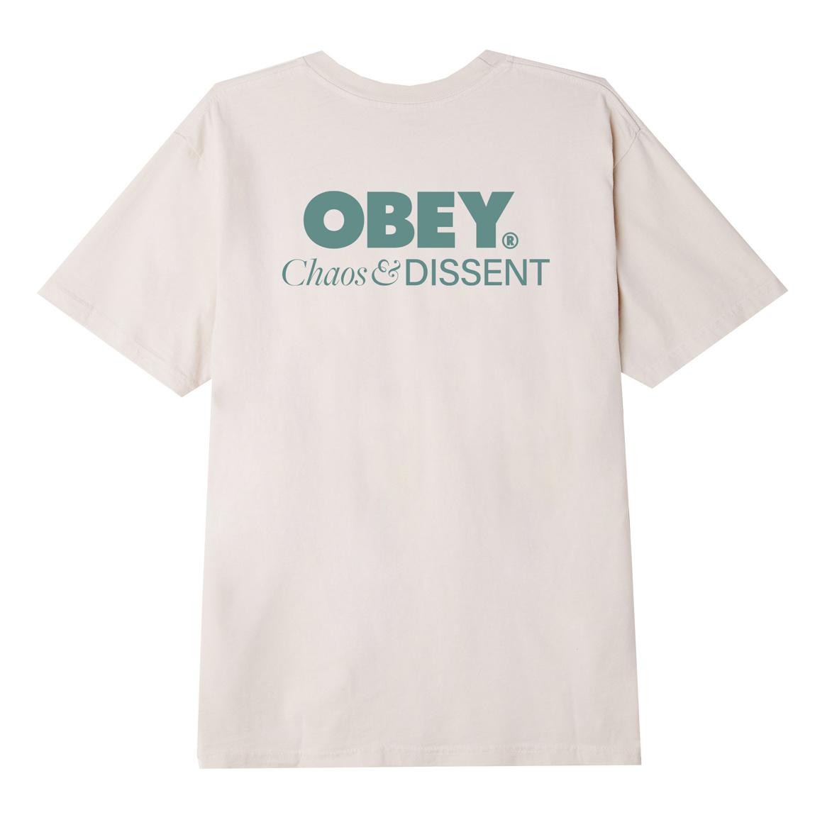 Chaos & Dissent T-shirt-1