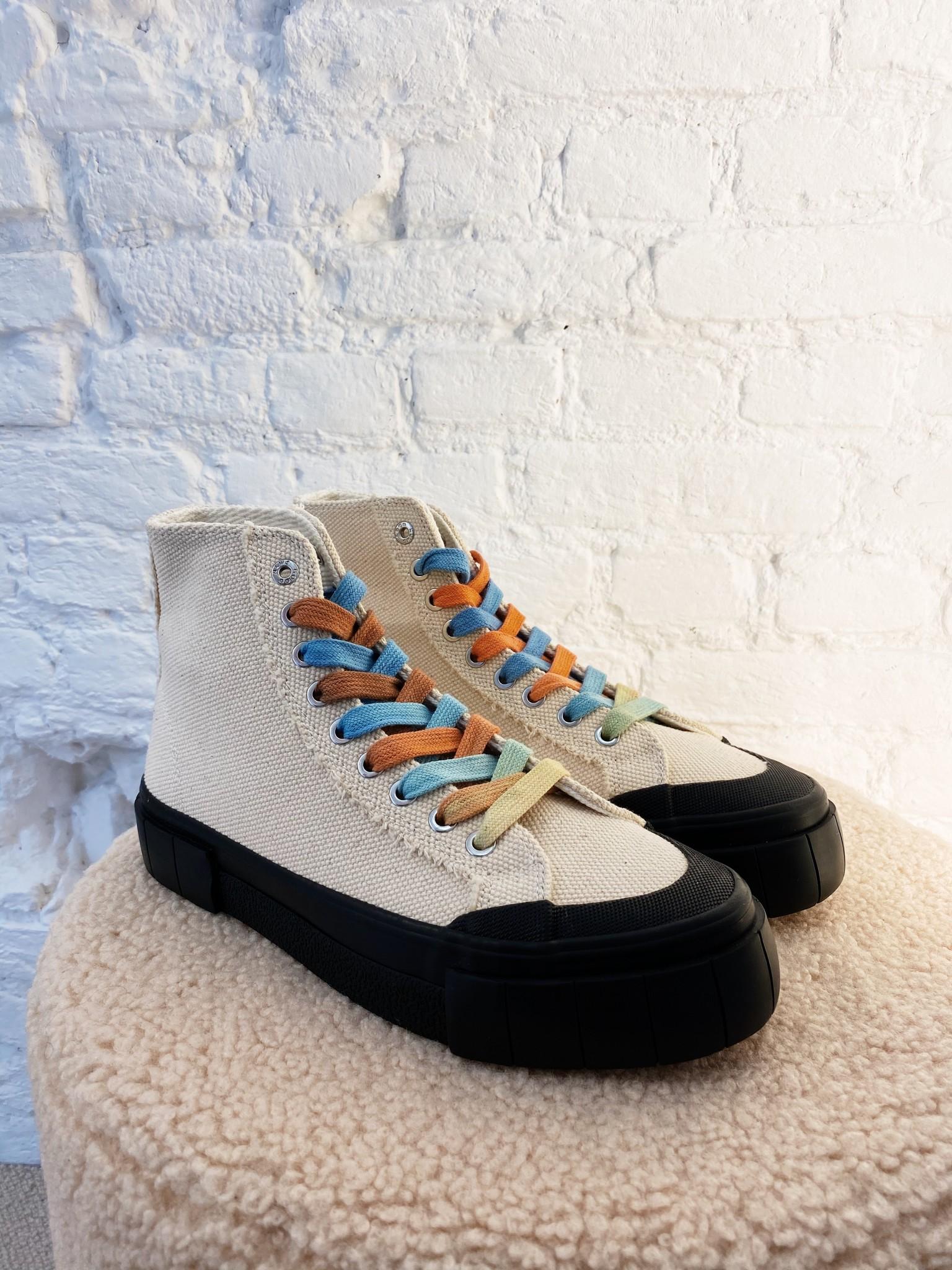 Juice Multi Lace Sneakers-4