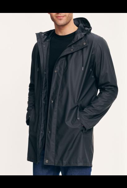 Steely Rain Coat