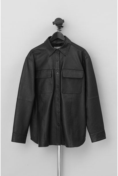 Shoreline Leather Shirt