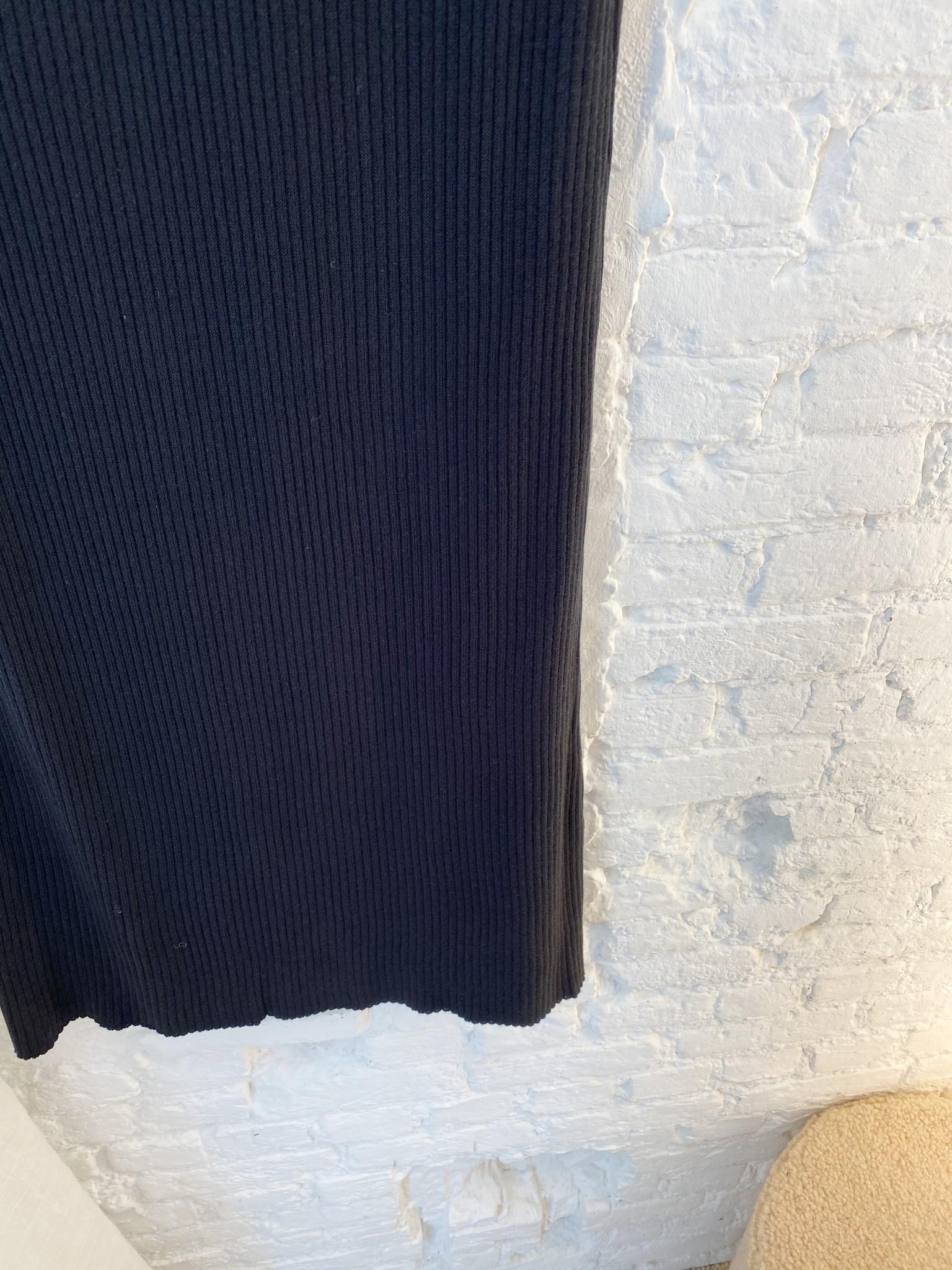 Damla Knit Skirt-3