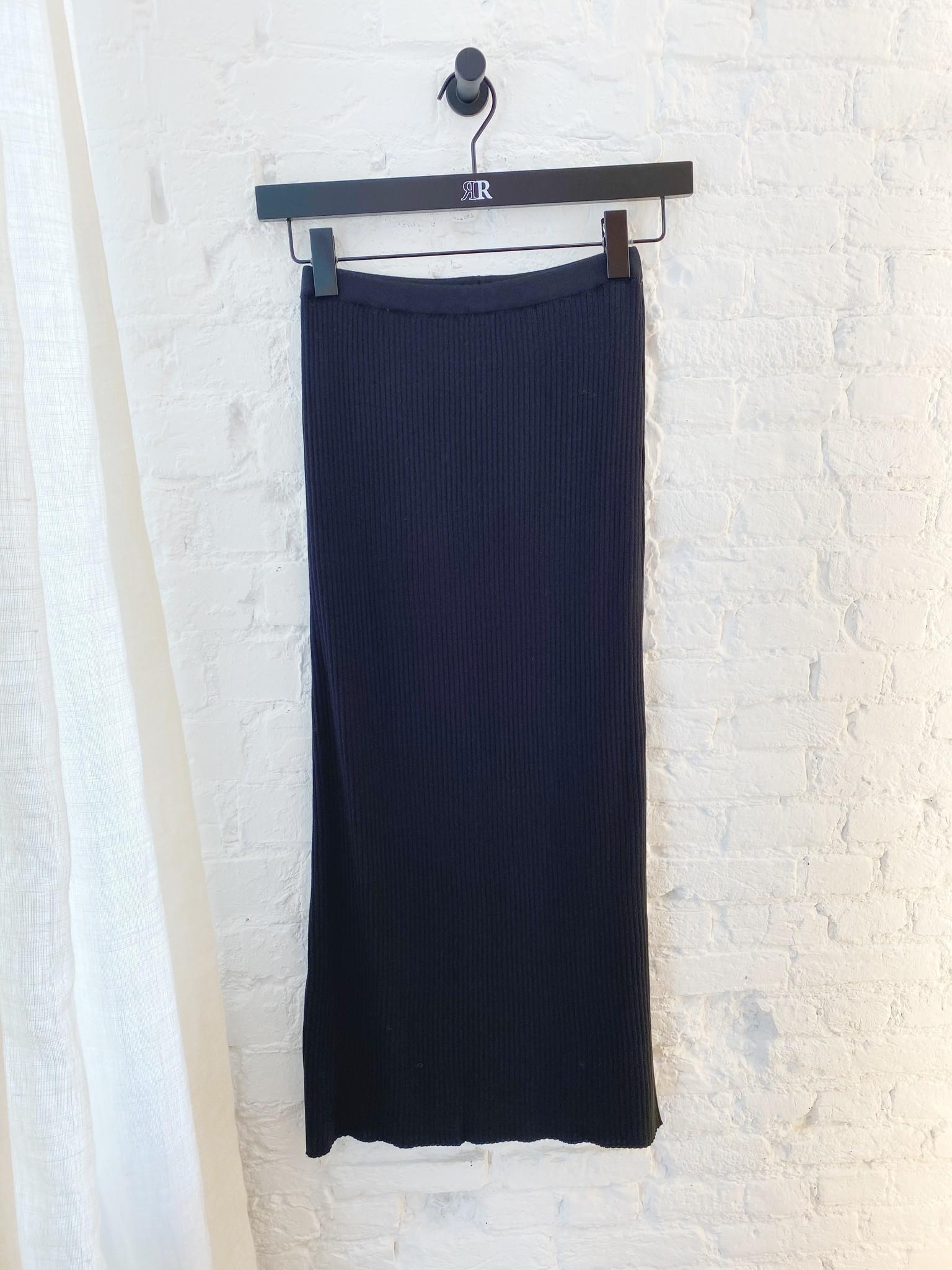 Damla Knit Skirt-1