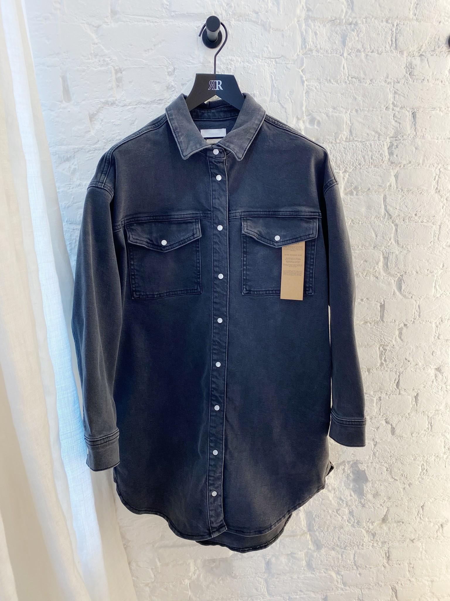 Wayne Denim Shirt-1