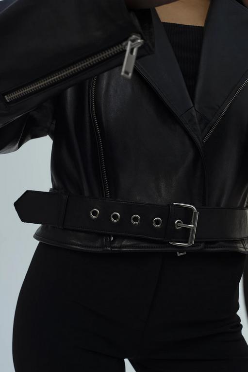 Kelsey Leather Jacket-3