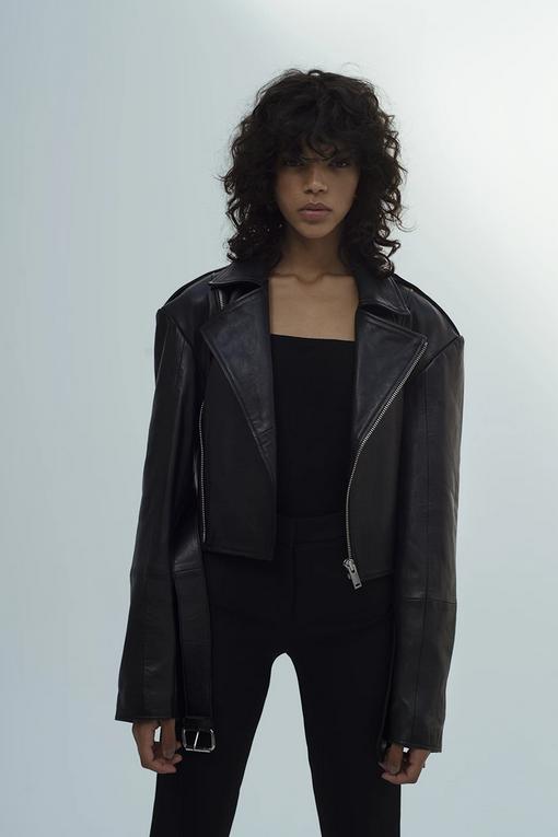 Kelsey Leather Jacket-2