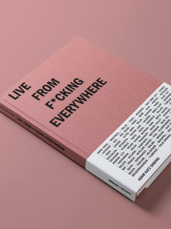 RR Live from F*cking everywhere Book