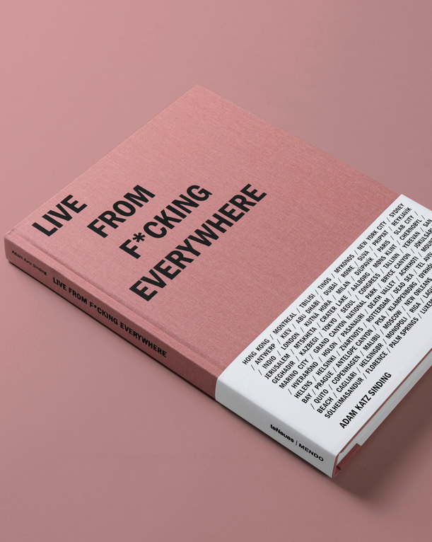 Live from F*cking everywhere Book-1