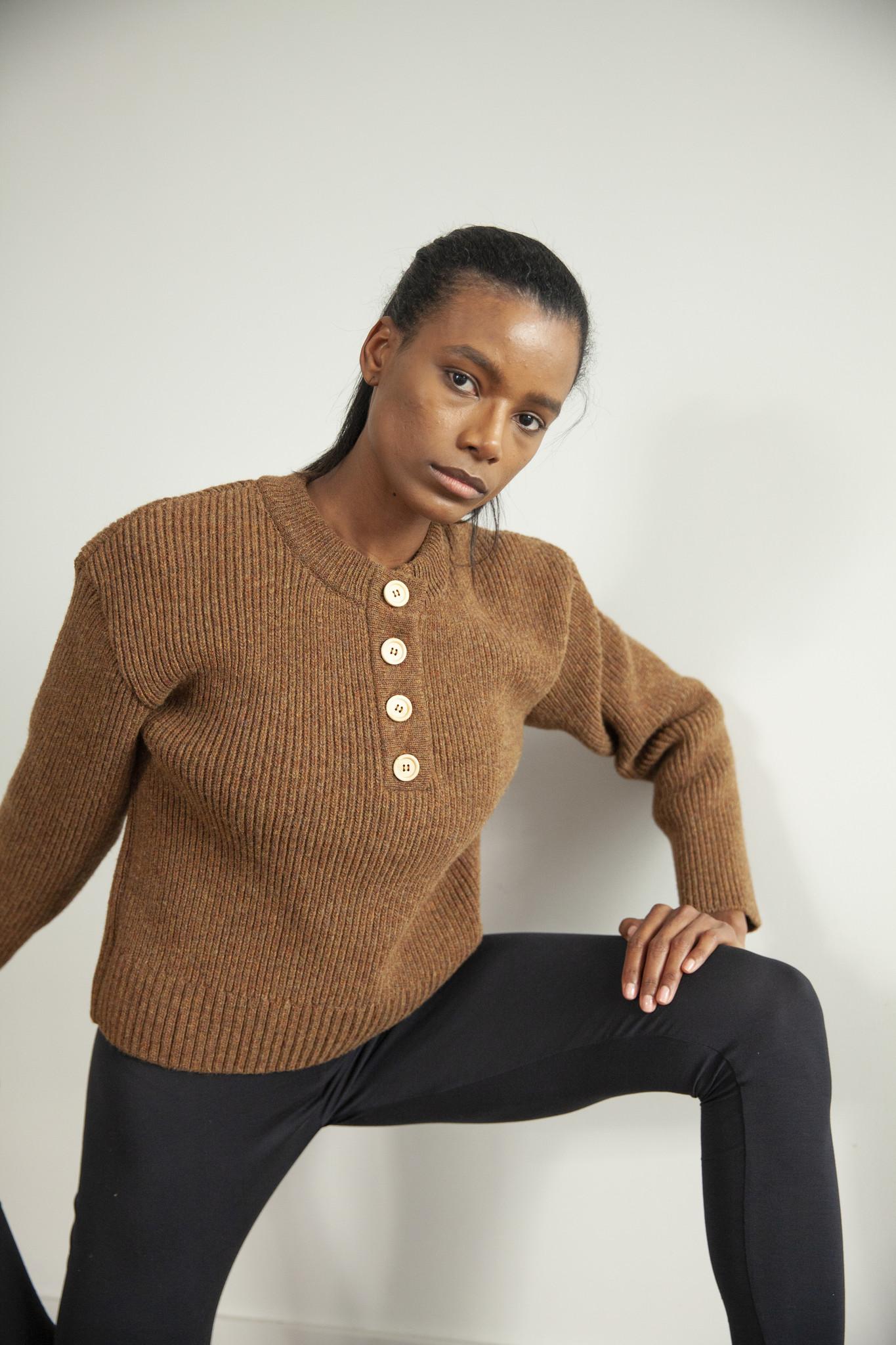 Dash Knit Sweater-1