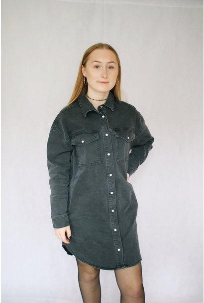 Wayne Denim Shirt/Dress