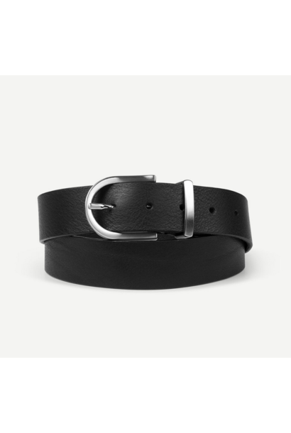 Bevan leather belt