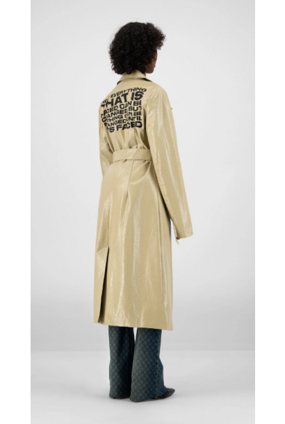 Kedoun Trench Coat