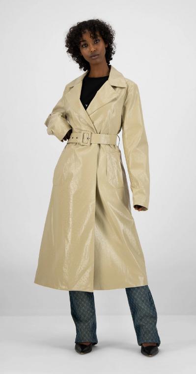 Kedoun Trench Coat-2