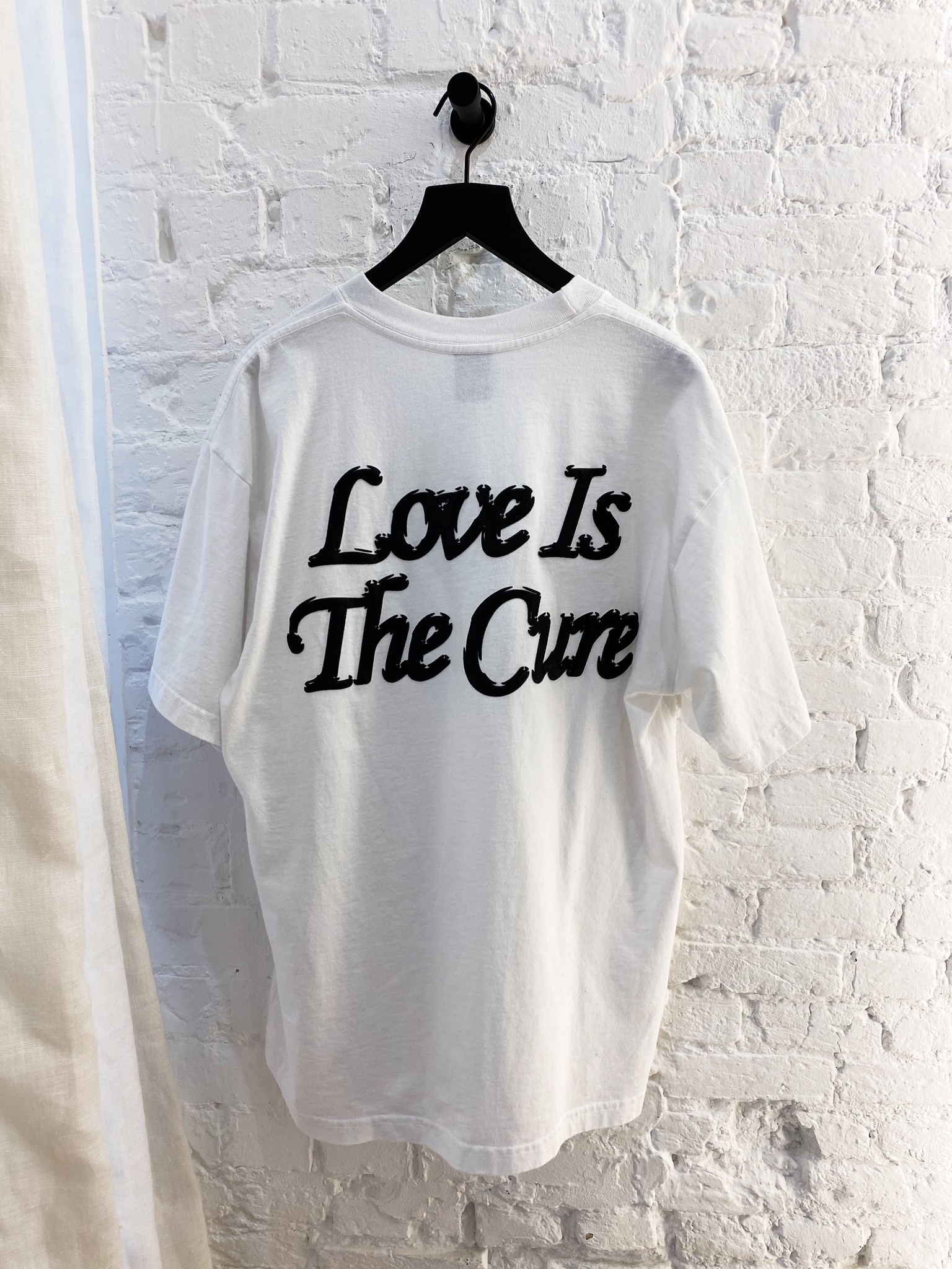 Love Is The Cure T-shirt-1