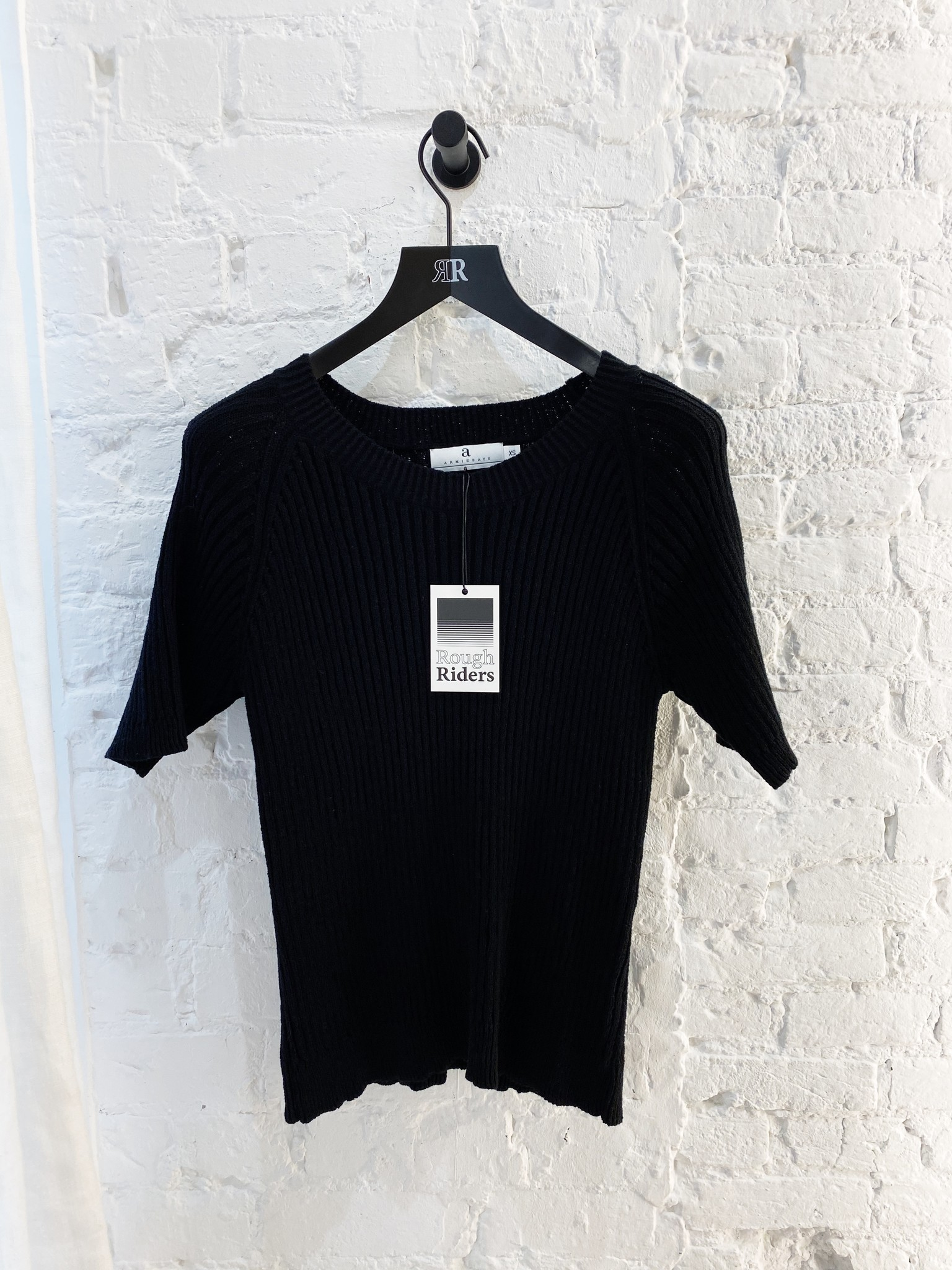 Flynn Rib T-shirt-1