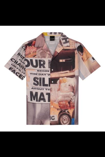 Kovan Collage Hemd