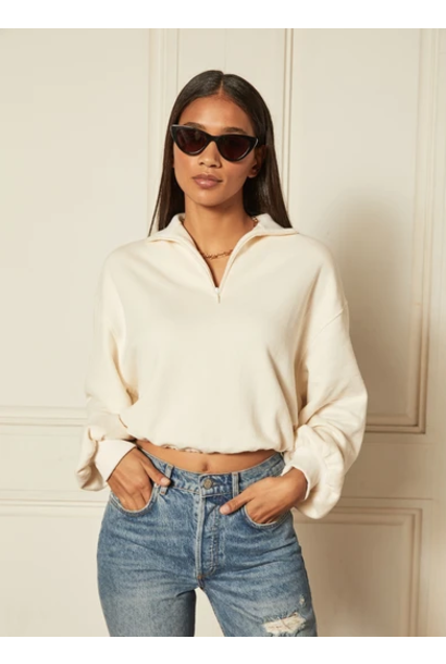 Jimmy Cropped Sweater