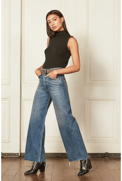 Charly Wide Leg Jeans