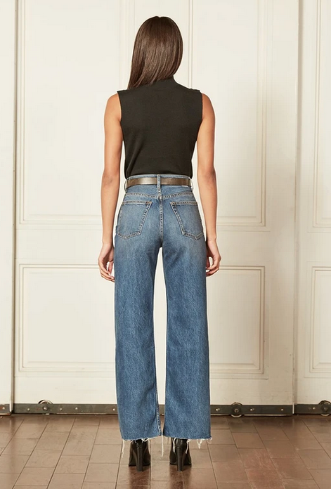 Charly Wide Leg Jeans-3