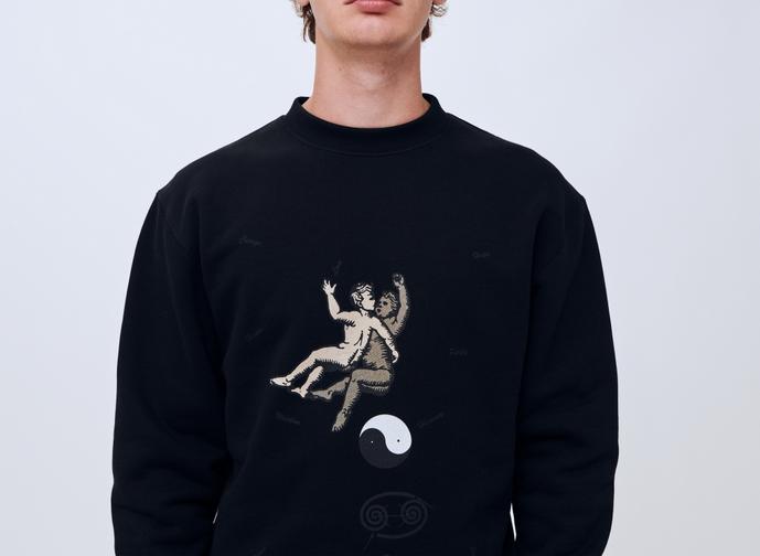 Zodiac Sweatshirt-2