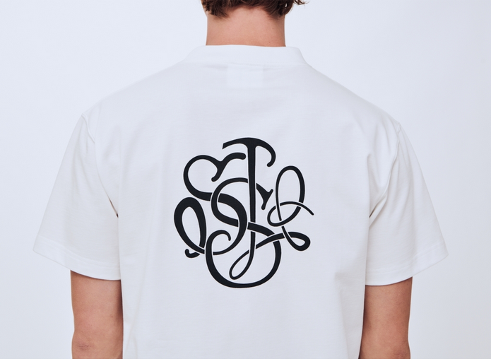 Monogram T-shirt-4