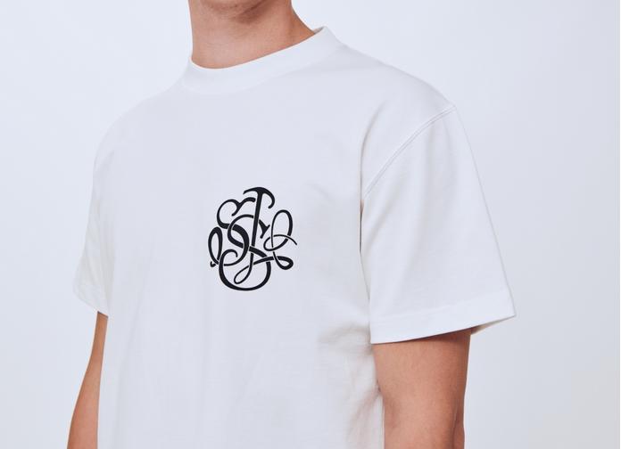 Monogram T-shirt-3