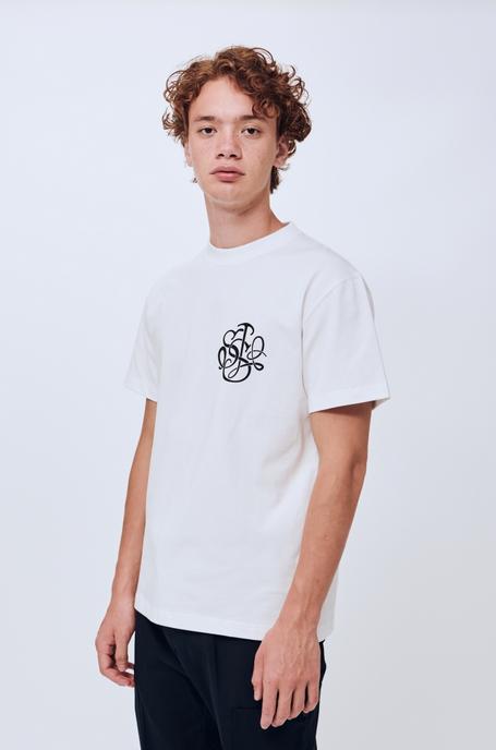 Monogram T-shirt-1