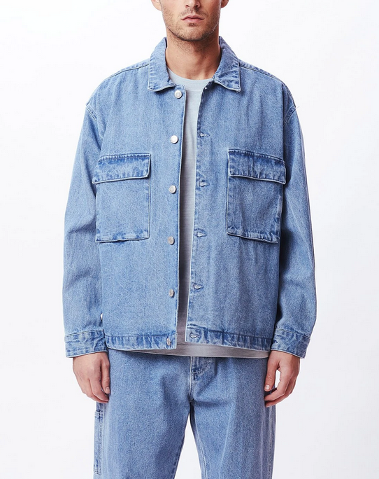 Jeane Jeans Hemd/Vest-1