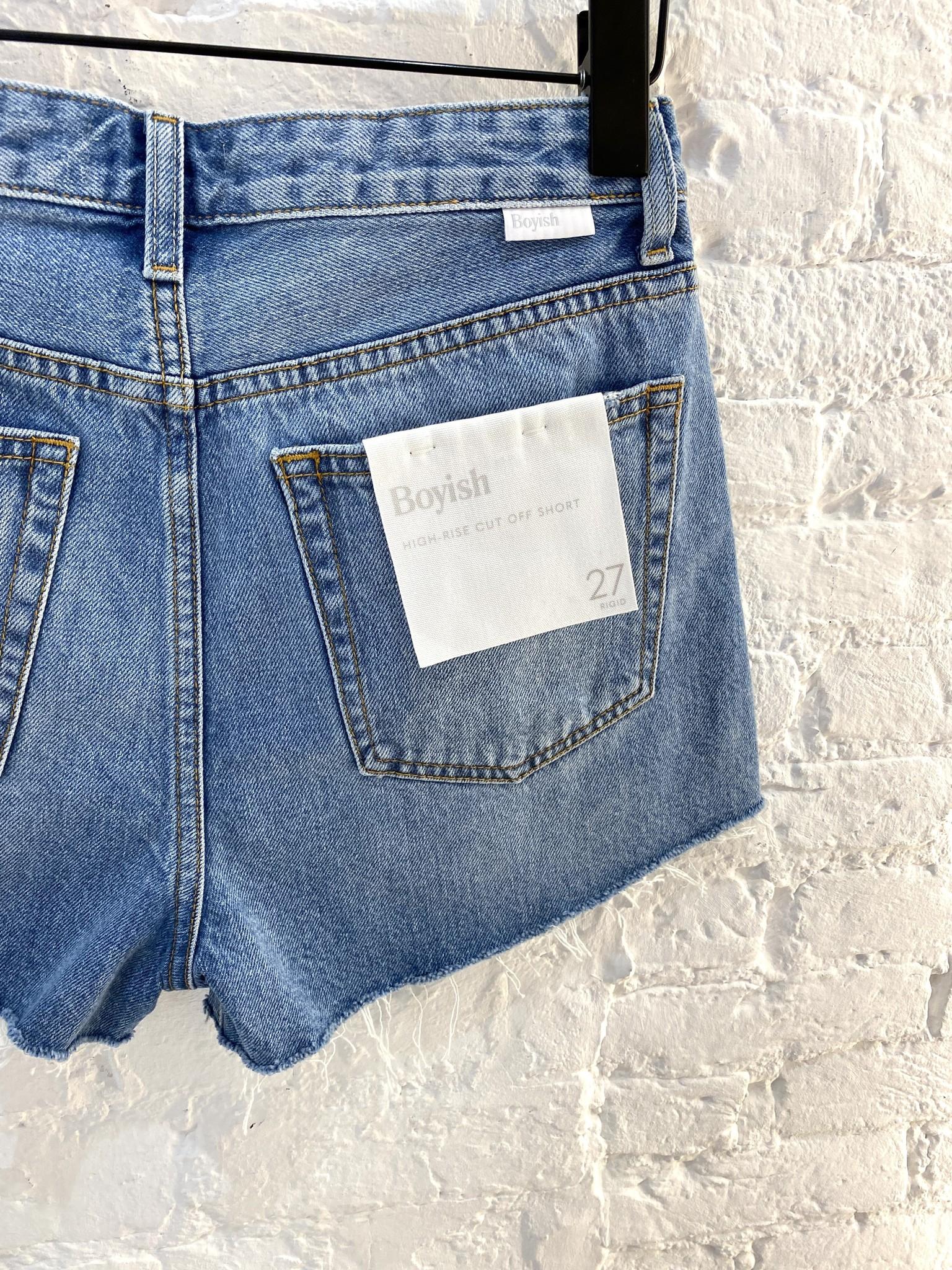 Gilda Jeans short-4