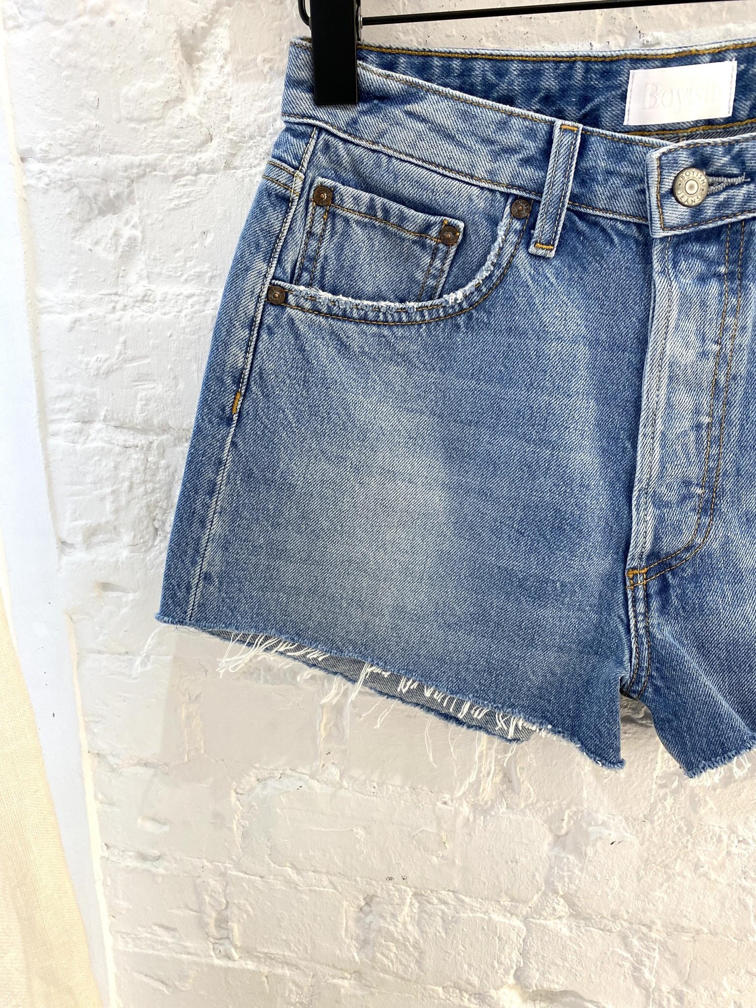 Gilda Jeans short-2
