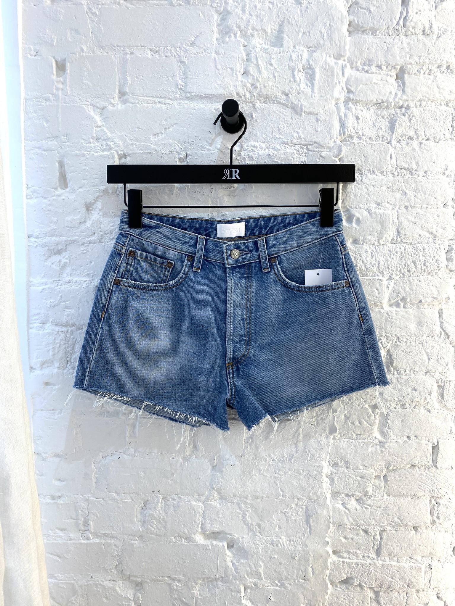 Gilda Jeans short-1