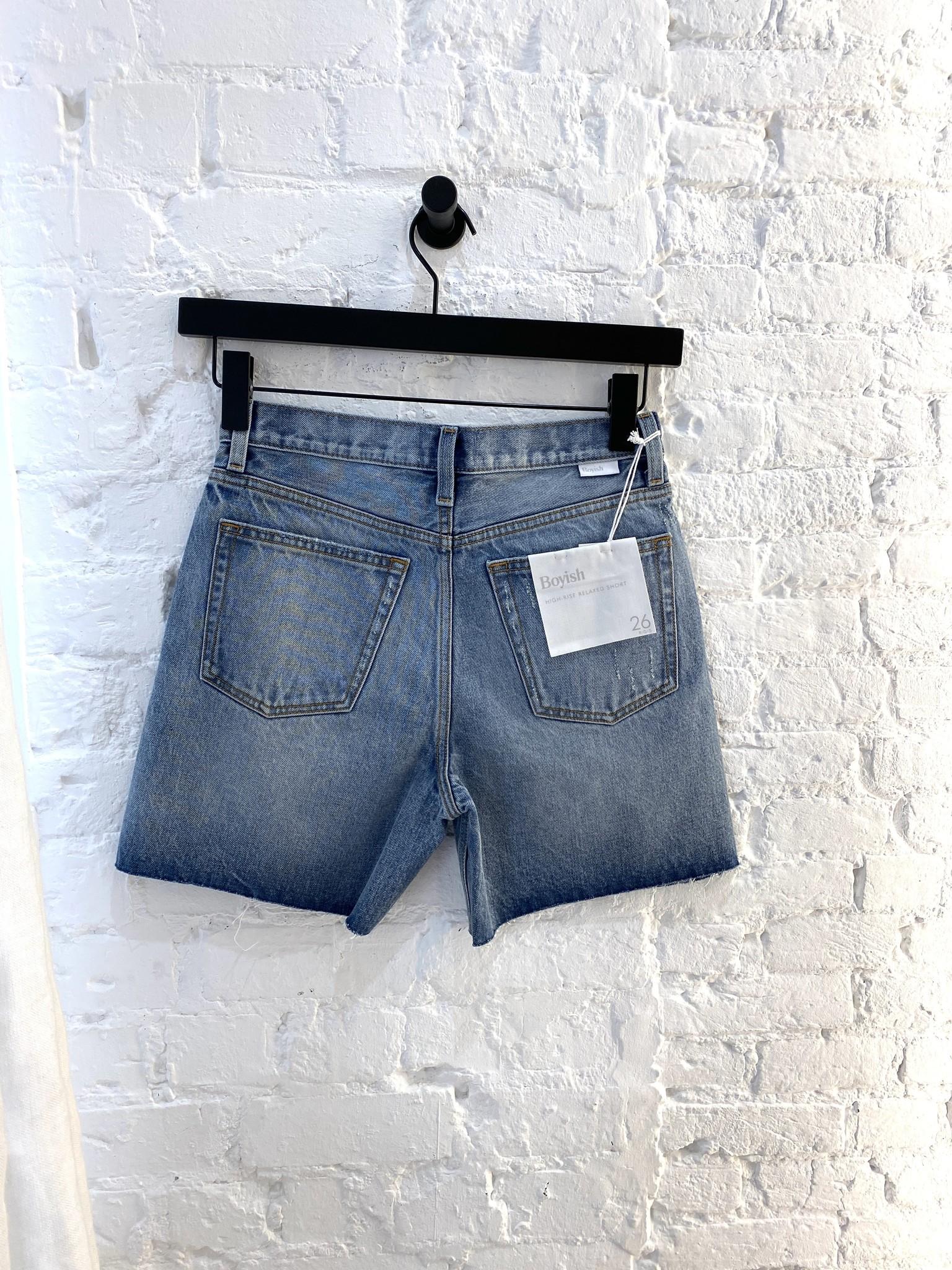 The Monty Jeans Short-3