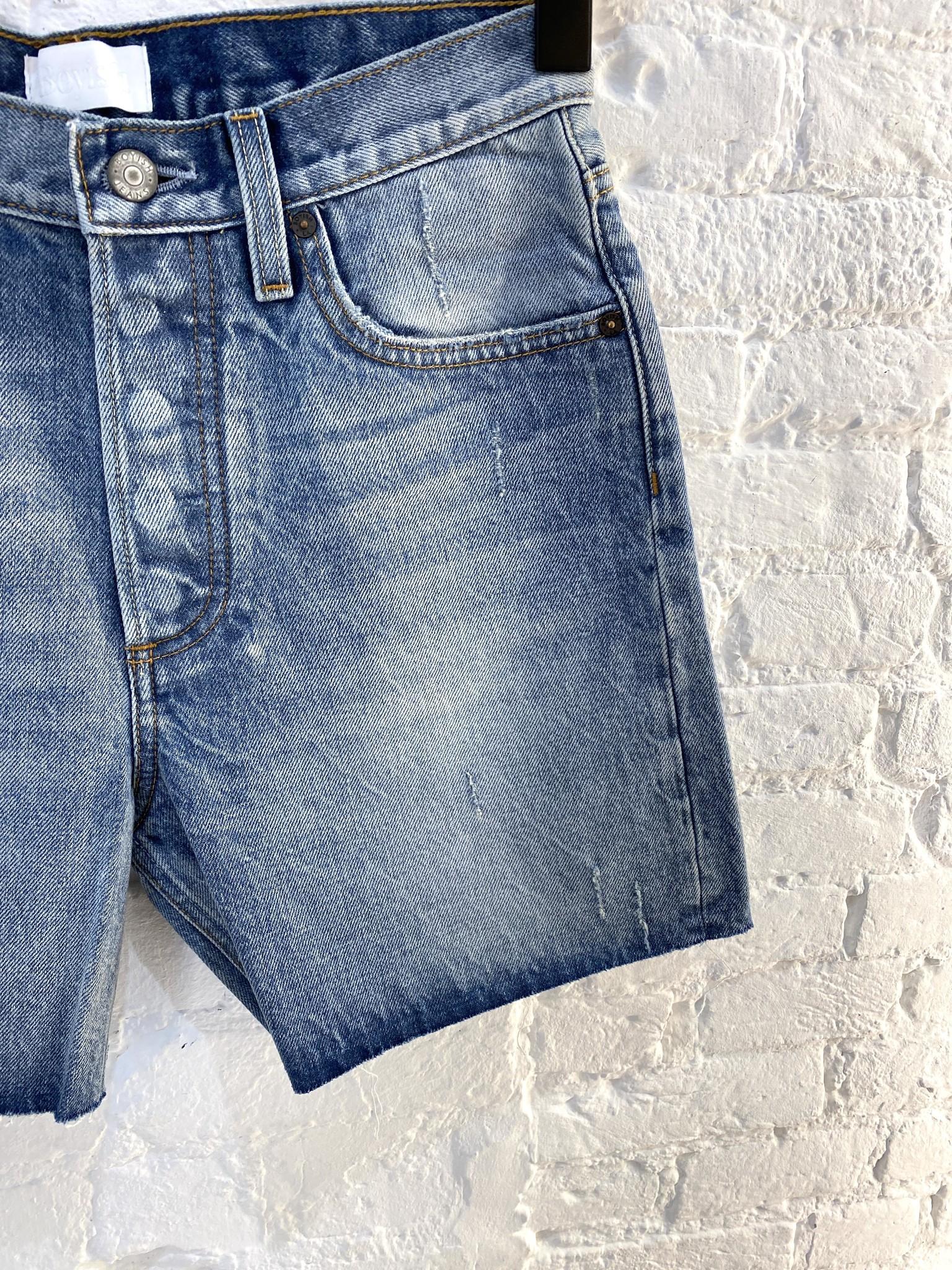 The Monty Jeans Short-2
