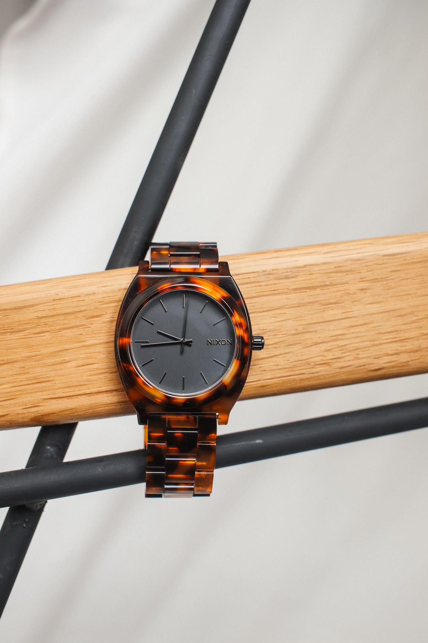 Time Teller Acetate Horloge-1