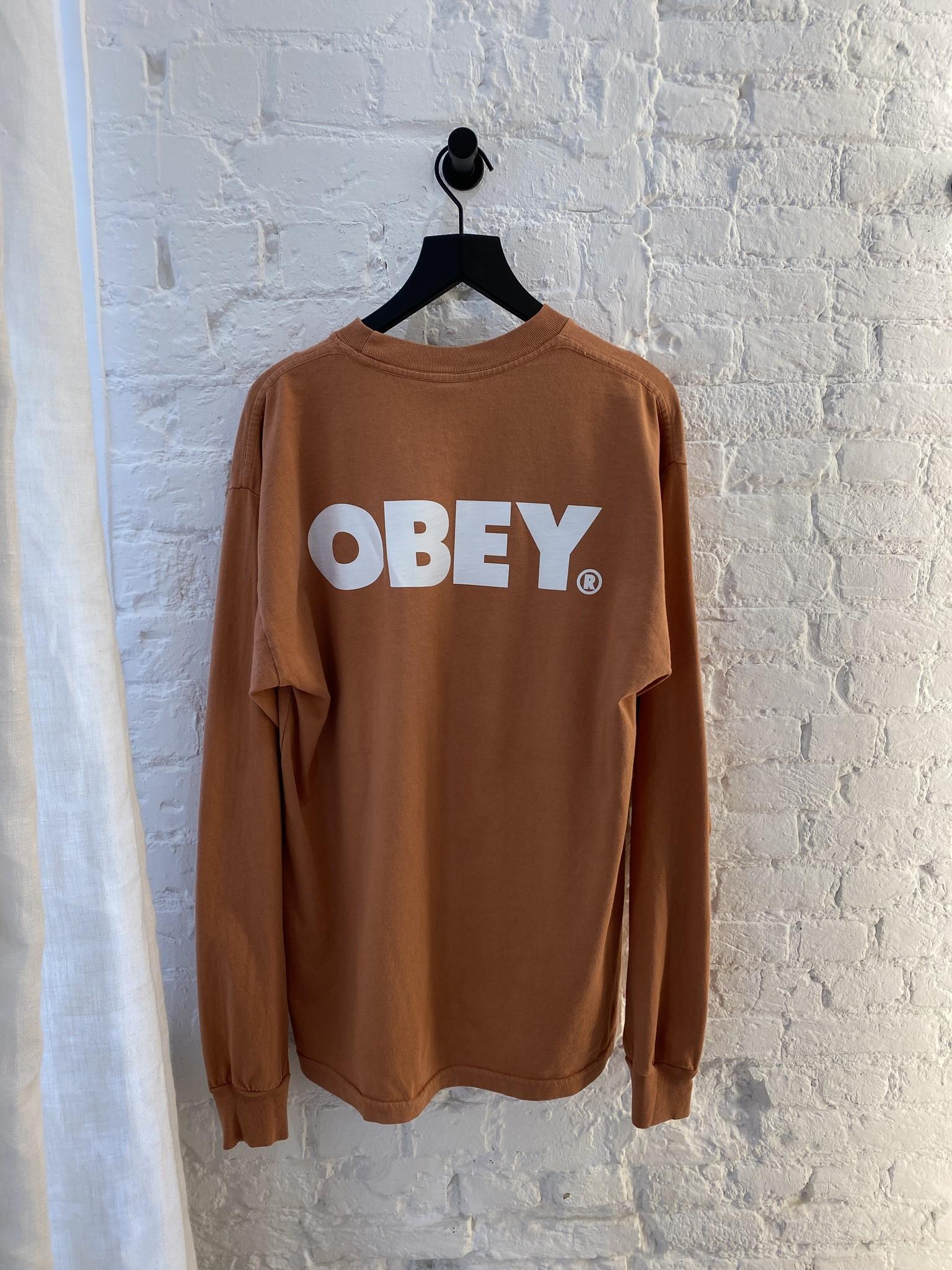 Obey Bold Longsleeve-1